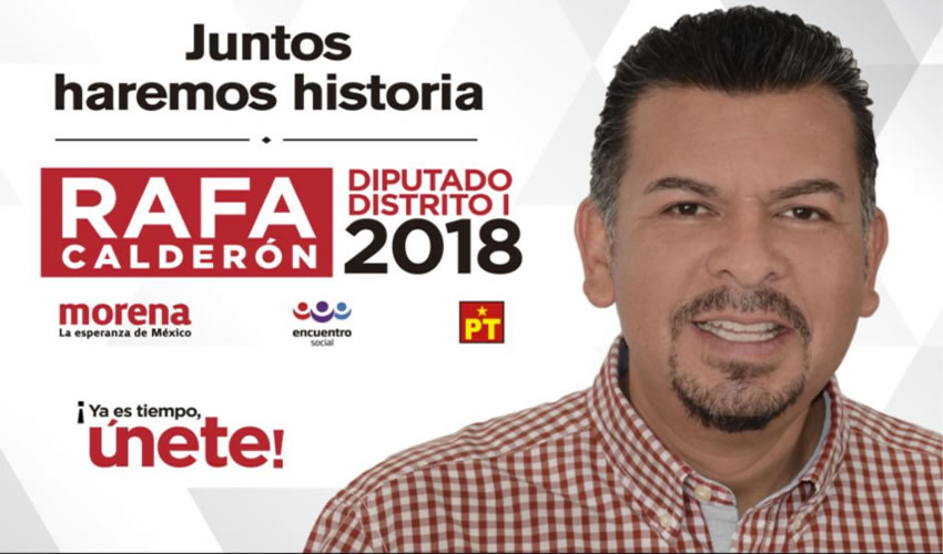 Rafael Calderón Zamarripa