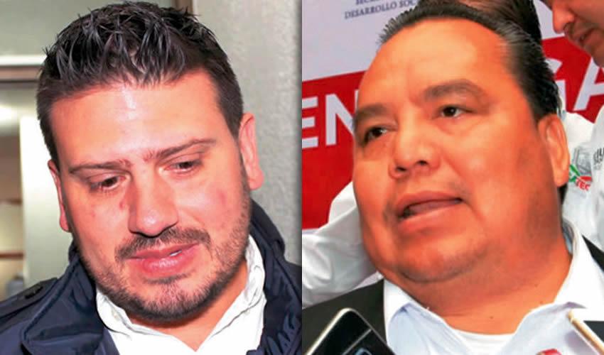 Cuauhtémoc Calderón | Otilio Rivera