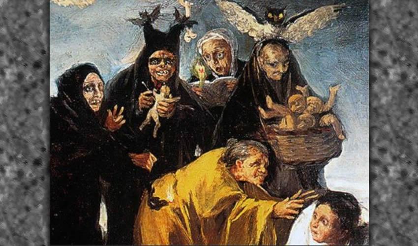 El PRI Haciendo Exorcismo