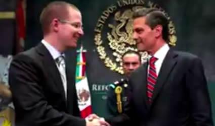 Describe Javier Corral a Ricardo Anaya Ante la Corrupción de Peña Nieto