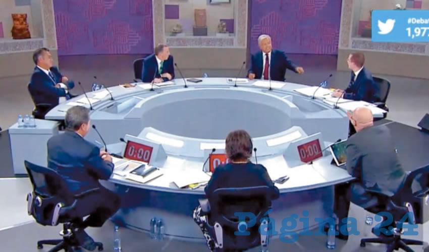 El tercer debate