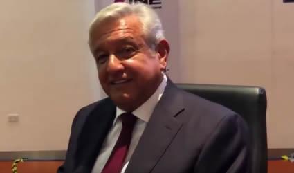 AMLO Envía Mensaje Despues del Tercer Debate Presidencial