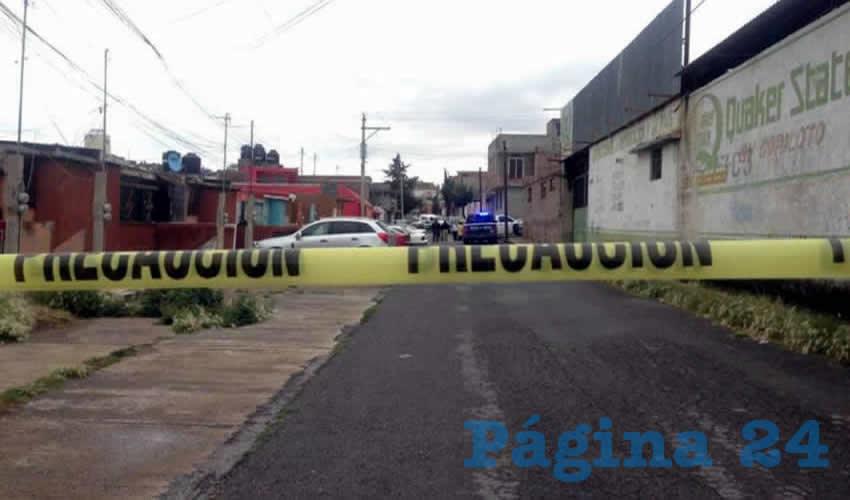 Siguen los asesinatos en la capital zacatecana (Foto: Cortesía)