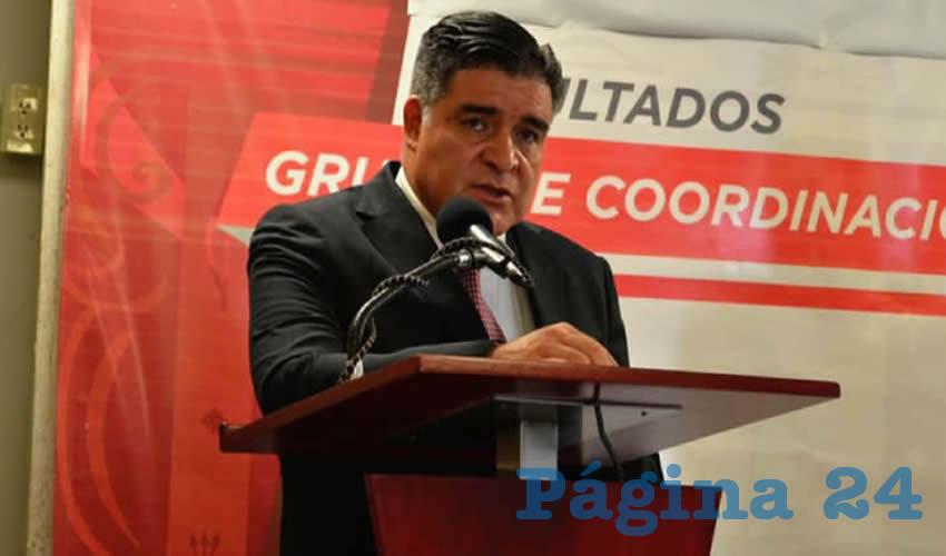 Ismael Camberos Hernández: ni siquiera sabía de las amenazas contra la alcaldesa de Apulco
