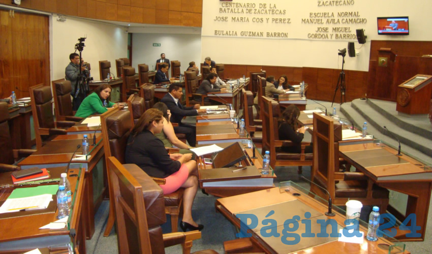 Dicha iniciativa aprobada, fue propuesta por la diputada María Elena Ortega Cortés, representante del Partido de la Revolución Democrática (PRD) y luchadora social por la defensa de los derechos de las mujeres. (Foto: Merari Martínez Castro)