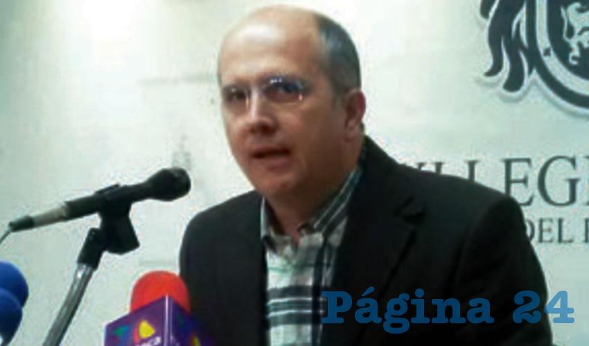 """Augusto Valencia denuncia """"basificaciones indebidas"""""""