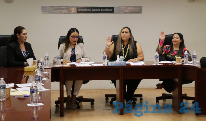 La Comisión de Equidad de Género Aprobó Reformas Contra la Violencia