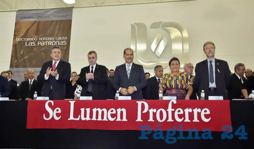 Reconoce Gobernador Martín Orozco el Trabajo de la UAA