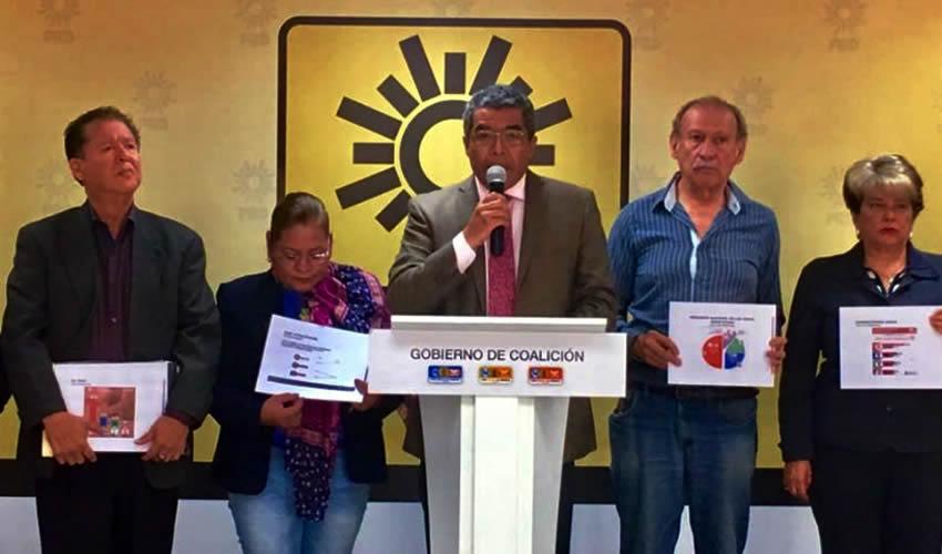 Foro Nuevo Sol Anticipa Derrota de Anaya y Barrales