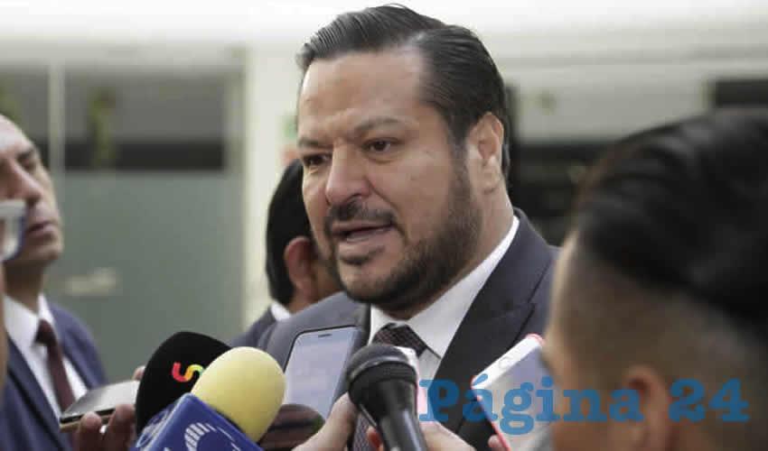 Exige el Senador Fernando Herrera al Gobierno Garantizar Elecciones en paz