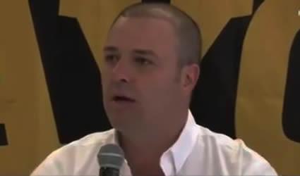 Rodrigo Gayosso, Candidato del PRD a la Gubernatura de Morelos, Pidió Votar por AMLO