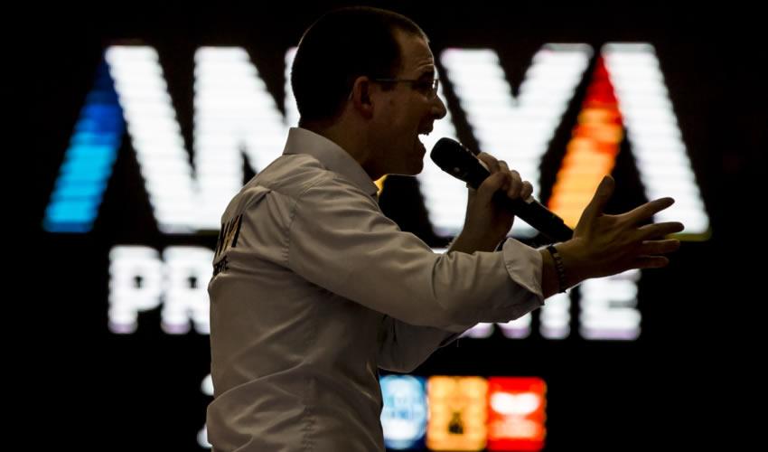 """La Entrega Masiva de Monederos Electrónicos  """"no es Populismo"""", se Justifica Ricardo Anaya"""