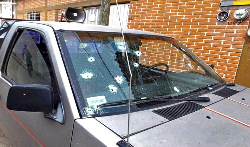 Asesinan a un Candidato a Diputado  de Morena y a Otros Cinco Militantes