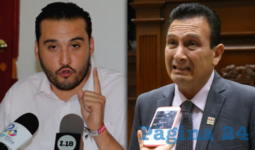 Aldo Ruiz Sánchez | Jesús Morquecho Valdez