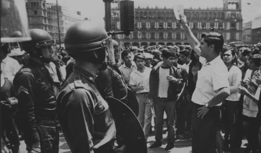 Morena y el 68: La Alegría Está de Este Lado