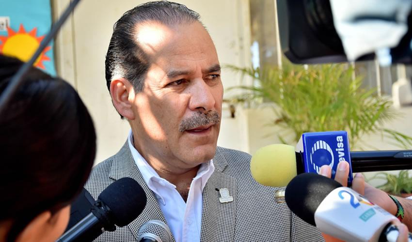 Martín Orozco Sandoval ...trabajará con el próximo presidente...