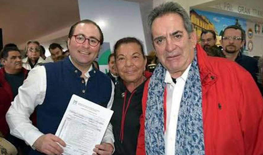 """José Carlos Lozano Rivera Rio y Carlos Lozano de la Torre ...la raza tiene memoria, ¿quién votará por """"El Cachorro del Mal""""?.."""