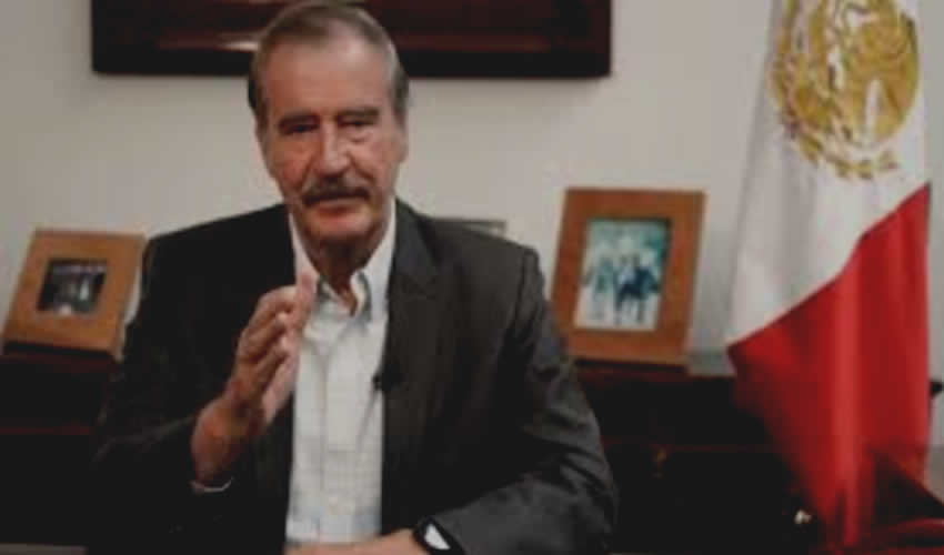 Deseo de Todo Corazón que nos Calles la Boca  a Quienes no Creímos en ti: Vicente Fox a AMLO