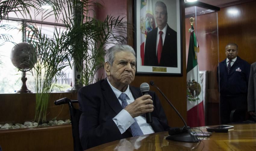 Juárez Cisneros Presidirá el PRI  Hasta el 2019: Aceves del Olmo