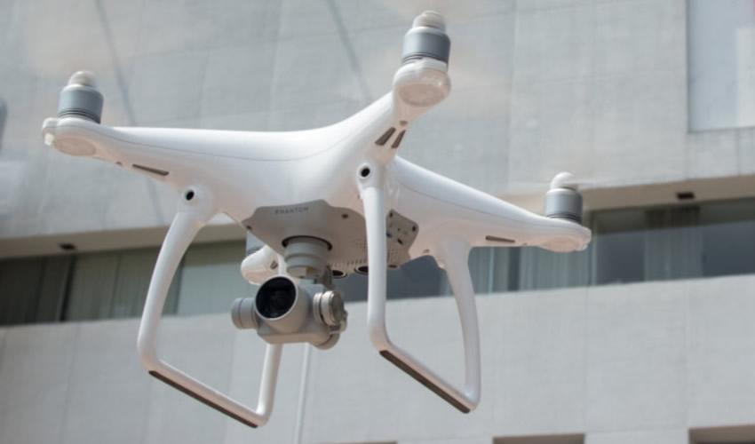 ¡Cuidado con el drón! (Foto: Archivo/Cuartoscuro)