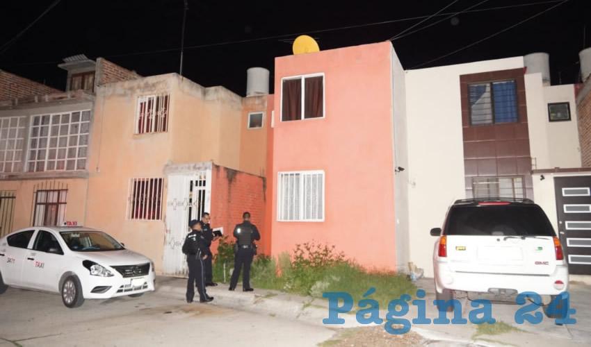En calle Retorno 22 de Diciembre 103, se quitó la vida Luis Ángel Rangel Vázquez