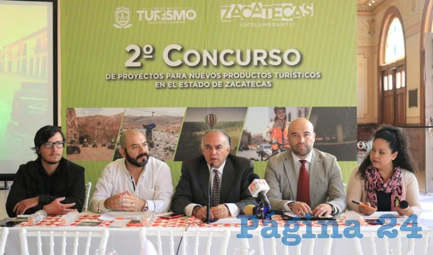 El Secretario de Turismo informó que el equipo ganador recibirá 100 mil pesos en equipamiento