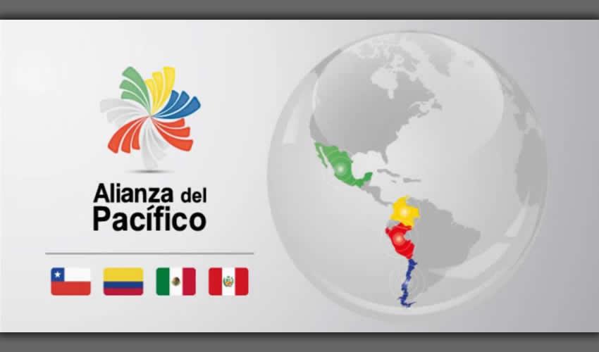 La Cumbre de la Alianza del Pacífico (AP) aprobó hoy aquí un pronunciamiento especial contra el proteccionismo comercial
