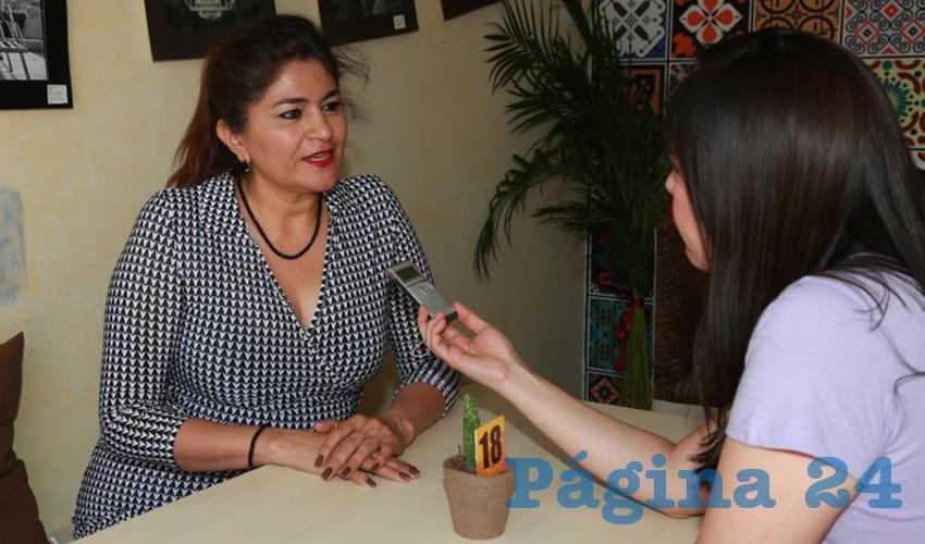 AMLO Comenzó Desde el 2 de Julio a Trabajar en la Cuarta Transformación del País: Nora Ruvalcaba