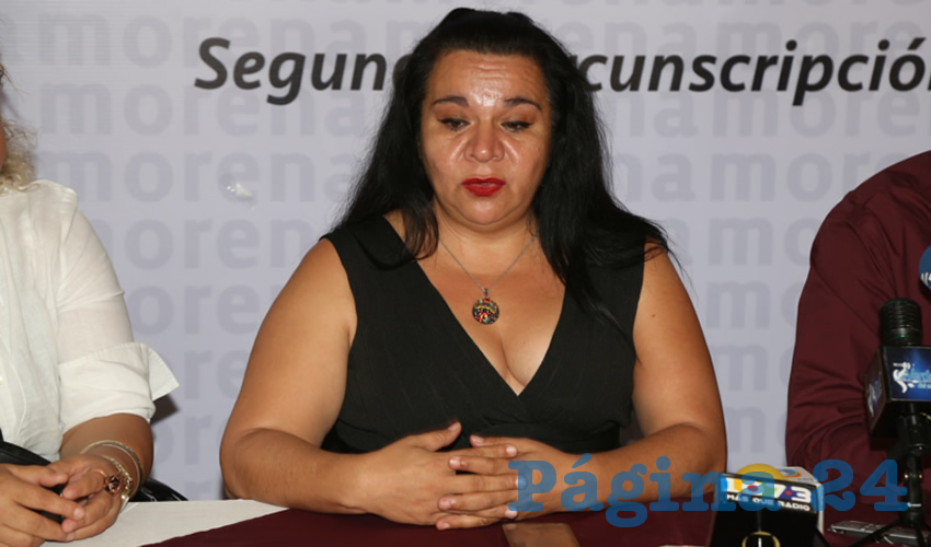 Es Terrible lo que Hicieron los Sánchez Nájera y su Club de Amigos con el PRD: Judith Baca