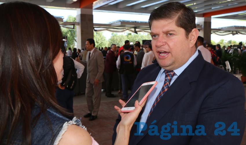 La Soberbia y los Cacicazgos Tienen al PRI en la Lona: Mario Guevara Palomino