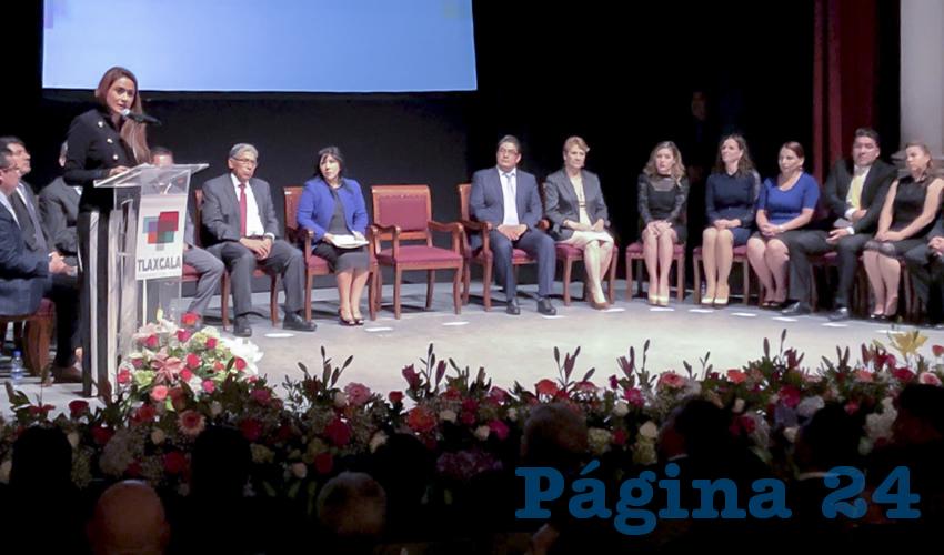 Aguascalientes y Tlaxcala Ahora son Municipios Hermanos: Tere Jiménez