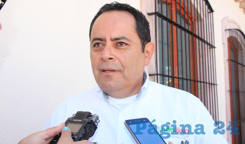 Nulo Interés de Presidentes Municipales en Protección Civil: Antonio Caldera