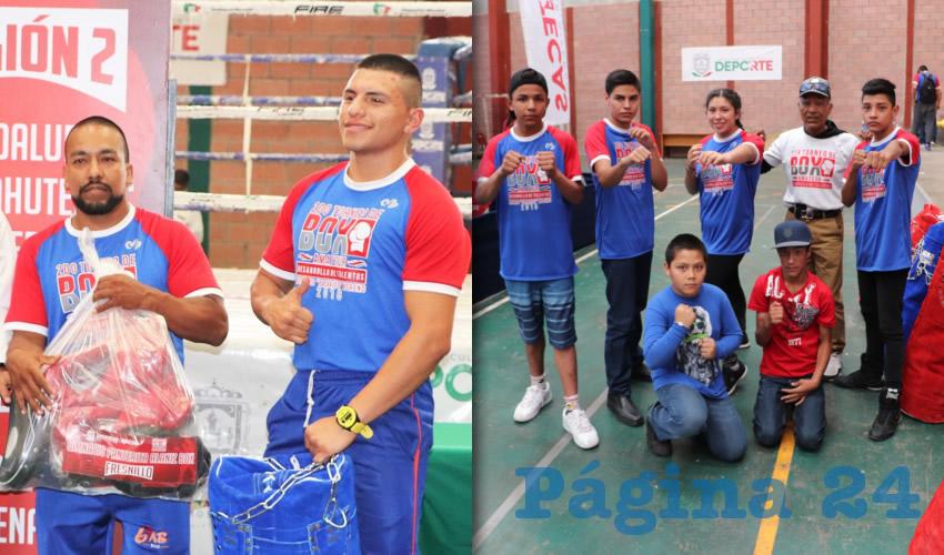 Inaugura Luis Raudel Rivas II Torneo de Box Desarrollo de Talentos