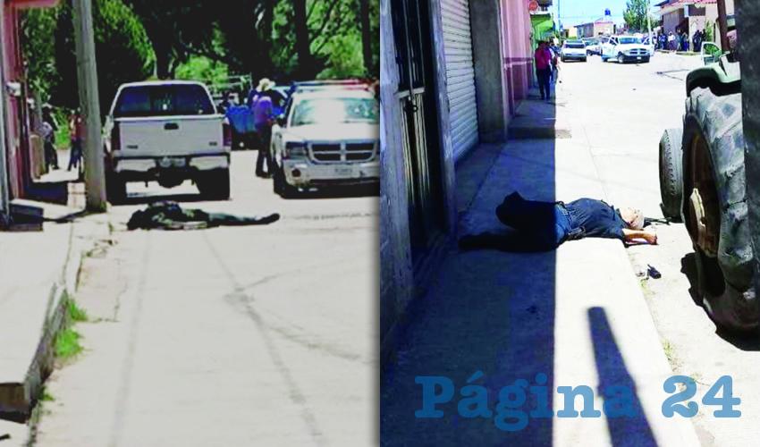 Se enfrentan a balazos sicarios y policías