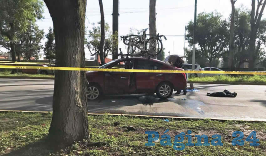 Se agarran a balazos con polis de Guadalajara