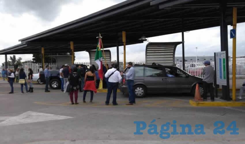 Ejidatarios de El Zapote criticaron que apenas se decretó hace un par de años que se les tienen que pagar, y que sólo se les ha dado largas para concluir con este juicio/Fotos: Francisco Andalón López