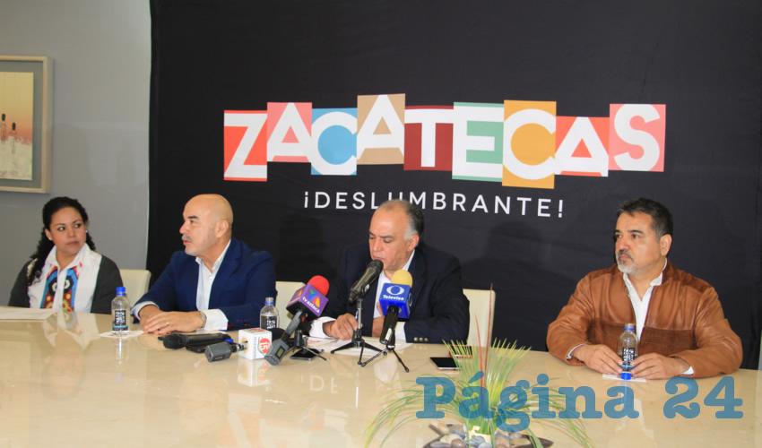 Zacatecas Será Sede de 25 Congreso Nacional de Turismo de Reuniones