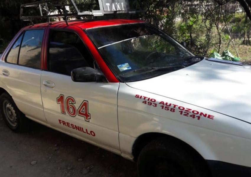 Asesinan Cobardemente a Taxista