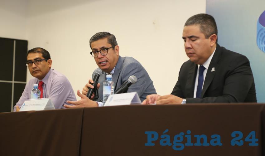 Jesús Figueroa Ortega, fiscal estatal (Foto: Eddylberto Luévano Santillán)