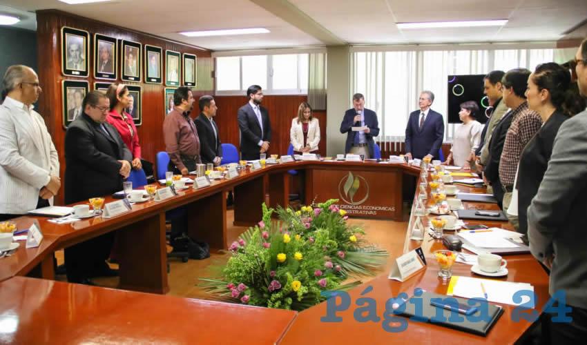 La conformación de este Consejo cumple con una de las funciones sustantivas de la UAA