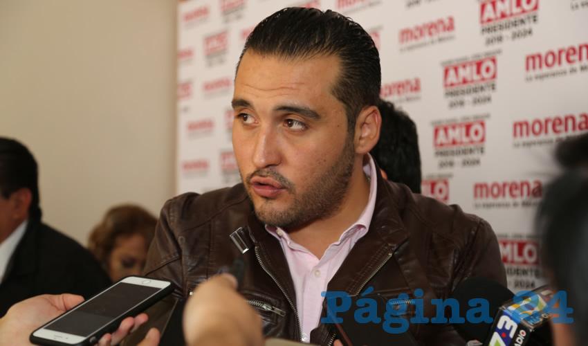 Cuidaremos que los Recursos se Apliquen Correctamente: Aldo Ruiz