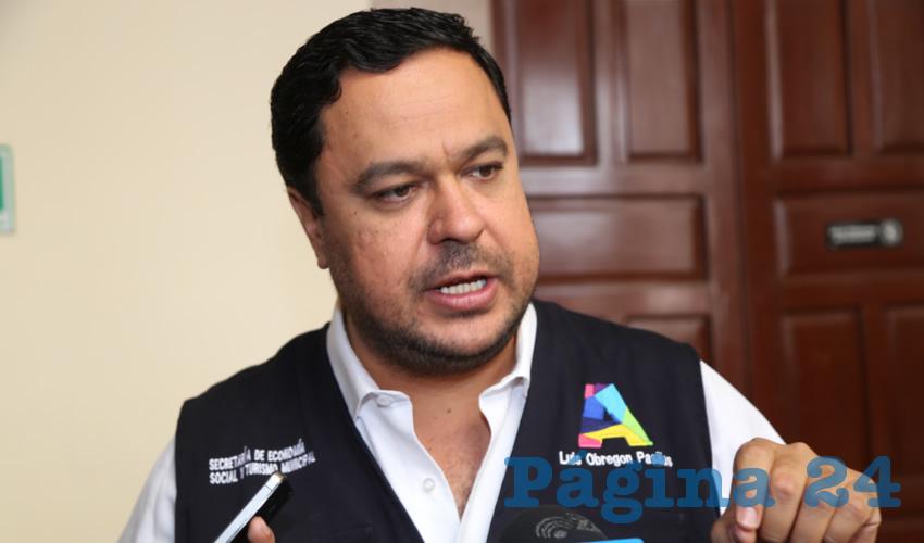 Luis Obregón: Municipio Beneficia a Personas Vulnerables Para que Emprendan un Negocio