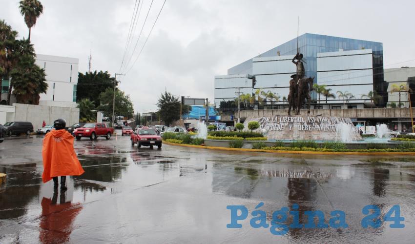 La Coordinación de Protección Civil Municipal se encuentra alerta ante cualquier posible incidente relacionado con las lluvias