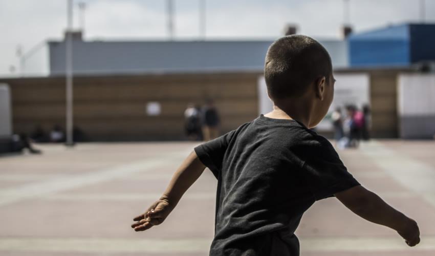 México ha detenido a 68 mil niños migrantes desde 2016