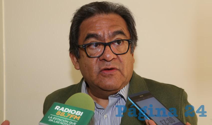 Ignacio Ruelas Olvera ...le dijo no al gobernador...