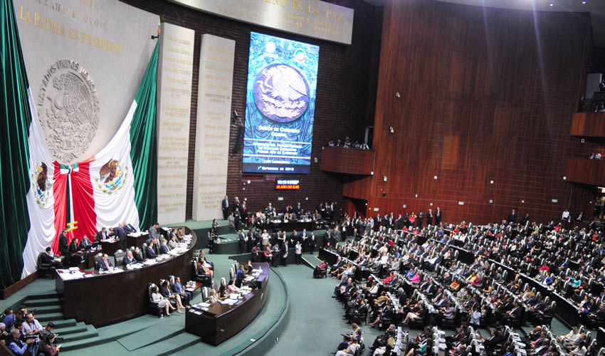 Eliminar pensiones de expresidentes de la República forma parte de la Ley de Austeridad que presentó Morena (Foto: Archivo/Diego Simón Sánchez/Cuartoscuro)