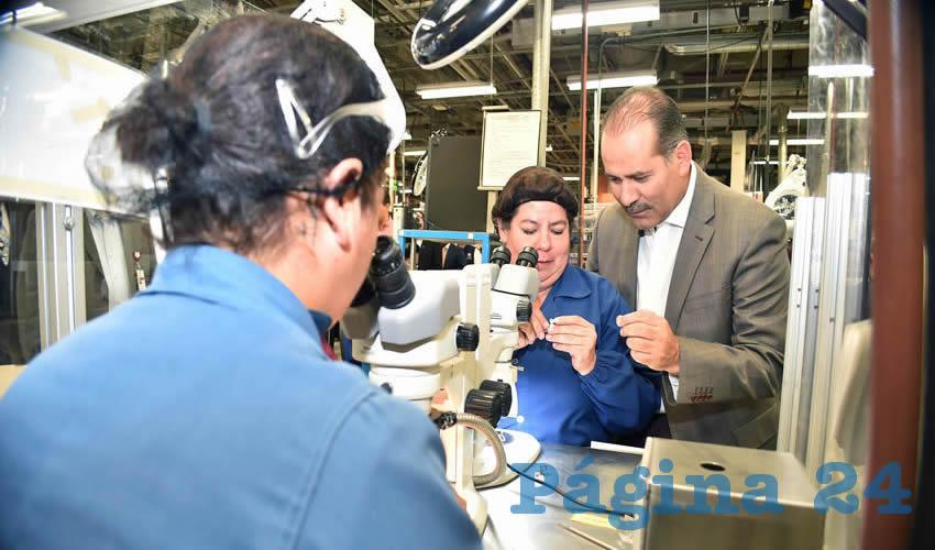 MOS reafirmó el compromiso de su administración de estar cerca de los ciudadanos, acompañarlos en la búsqueda de mejores oportunidades laborales