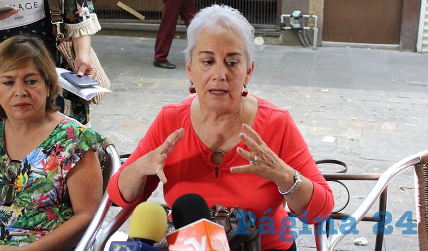 Enriqueta Medellín, consultora ambiental independiente