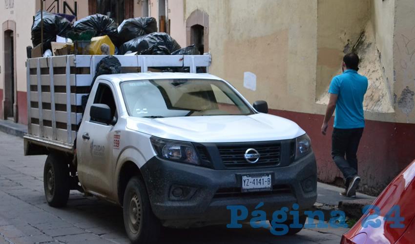 """""""Con Judit, trabajamos a la gringa, poca paga y mucha chinga"""", dicen hormiguitas a Página 24 Zacatecas(Foto: Merar Martínez)"""