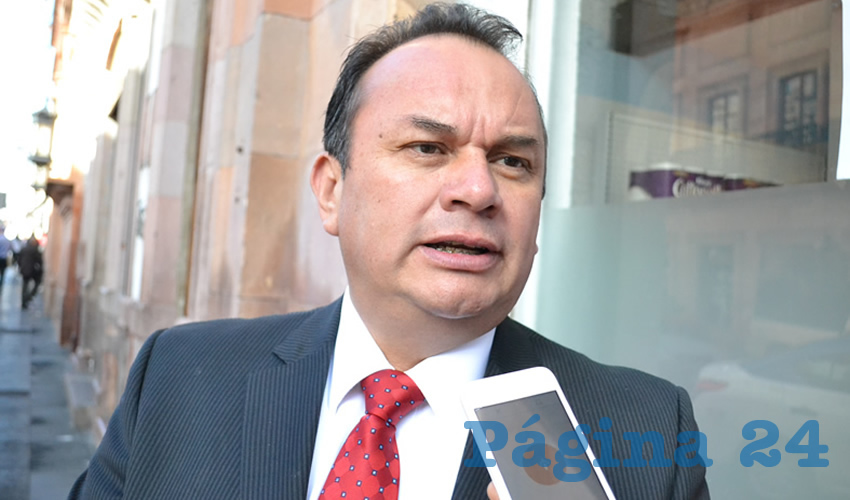 Héctor Zirahuén Pastor Alvarado (Foto: Merari Martínez)